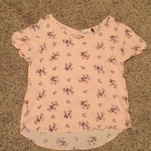 an SO top that I got at Kohl's
